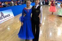 Поздравляем с переходом в D-класс Мисковца Павла и Капитову Екатерину