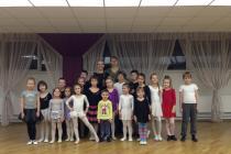 Бальные танцы. Группа Дети 1-ый год обучения