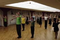 Бальные танцы. Спортивная группа. Стандарт